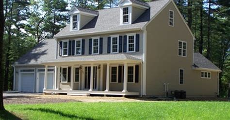 colonial house with farmers porch farmers porch on colonial home new farmers colonial