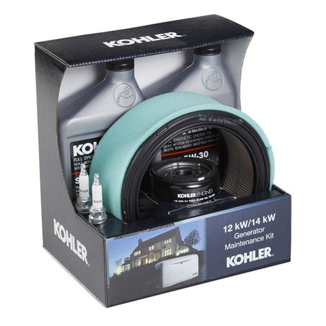 kohler maintenance kit for 12resl 14resl and 14resal