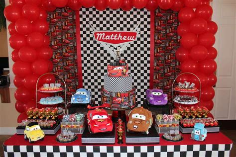 Cars Birthday Decorations by 1st Birthday Cars Decorations Image Inspiration Of Cake