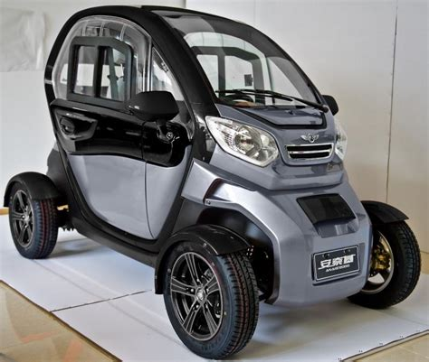 Two Seater Electric Car by Electric 4 Wheel 2 Seater Car 45km Per Hour