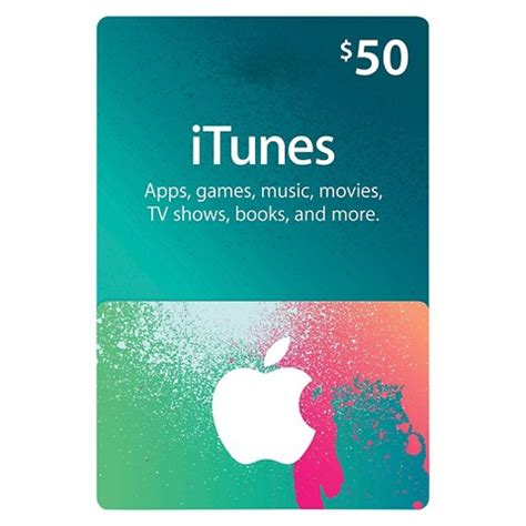 50 itunes gift card target - 50 Itunes Gift Card