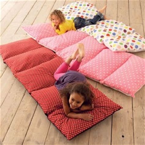 pillow beds for kids the children s nest pillow bed for kids diy