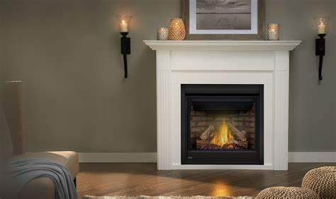 Gas Fireplace Surround Gas Fireplaces In Guelph Direct Vent And Inserts