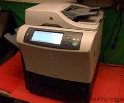 nvram reset hp m4345 mfp hp laserjet m4345 mfp digital sender fax printer copier