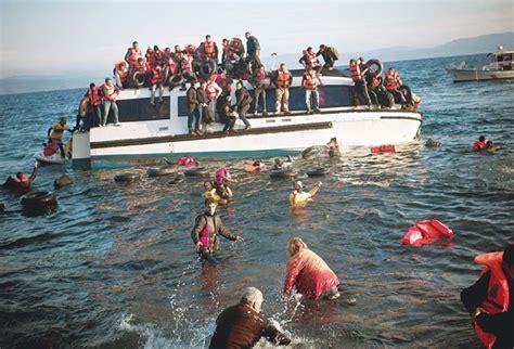 refugee boat sinks 2018 17 children die as 3 boats sink arab times kuwait news