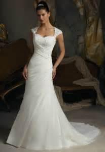 wedding dress ebay cap sleeves lace chiffon bridal wedding gowns wedding dresses ebay