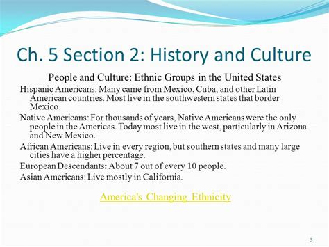 chapter 10 section 3 us history chapter 5 and chapter 6 the united states and canada ppt