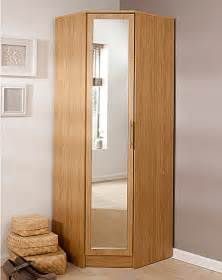helsinki corner wardrobe with mirror j d williams