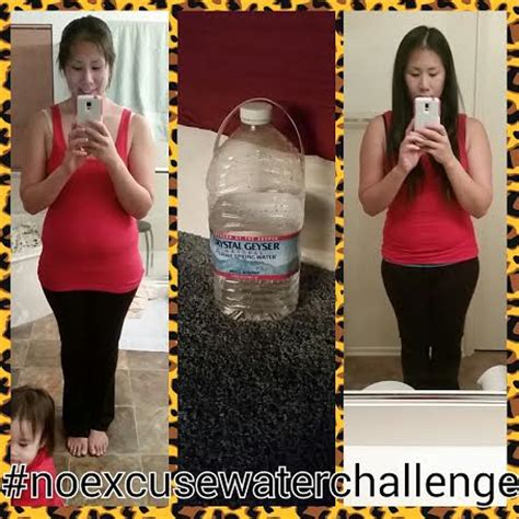 Kates Weight Excuse by She Drank One Gallon Of Water A Day And Look What Happened
