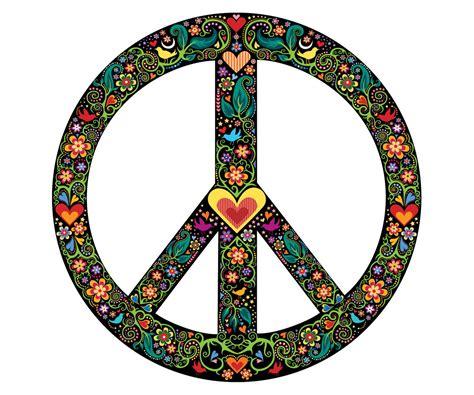 tambores de paz peace adesivo s 237 mbolo da paz fundo preto no elo7 atelier solar 55b657