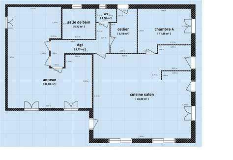 sle plan besoin d avis plan de maison plain pied 90m 178 38 messages