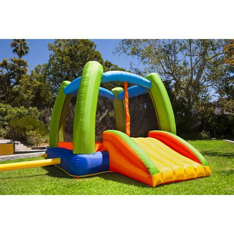 play my house natus inc my first jump n play bounce house reviews wayfair