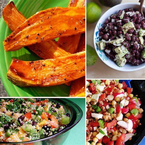 vegan barbecue side dishes popsugar fitness