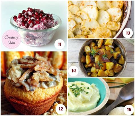 25 most pinned side dish recipes for thanksgiving and 25 unique thanksgiving side dishes 100 images 26