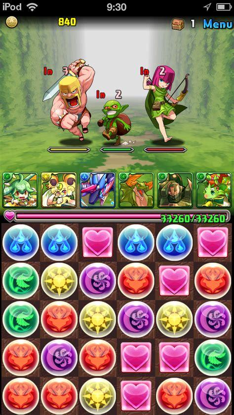 Puzzle Clash Of Clanz clash of clans puzzle dragons 2 the bridge