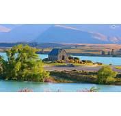 Beautiful HD Wallpaper Of Lake Tekapo New Zealand Click On Image