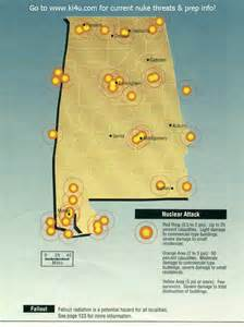 us fallout shelter map nuclear war fallout shelter survival info for alabama with