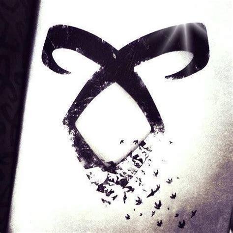 shadowhunters tattoo rune of angelic power