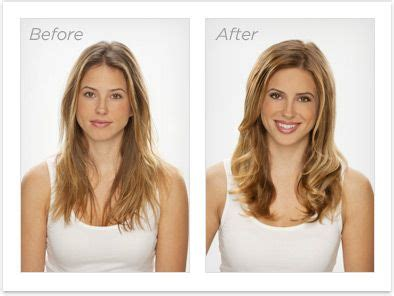 gluten free hair color hair color before and after n4 adds volume texture and