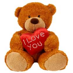 Giant Teddy Bears That Say I Love You by Tubes Nounours
