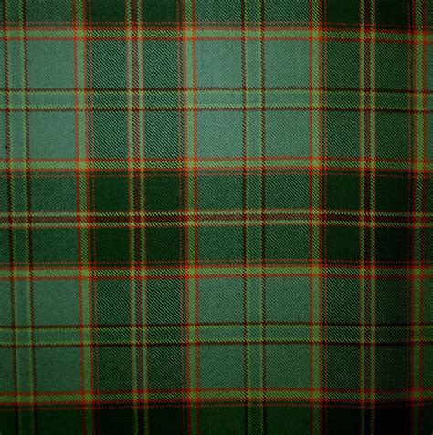 irish plaid all ireland green irish light weight clan family tartan