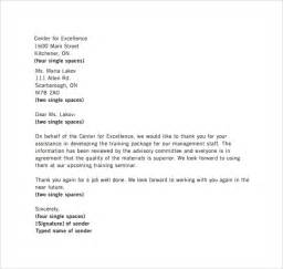 business letters format 15 free documents in