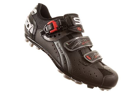 sidi mega mountain bike shoes sidi dominator fit mega mtb shoe at westernbikeworks