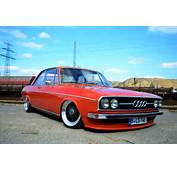 Audi 100 LS Grounded  No TURBO PARTY