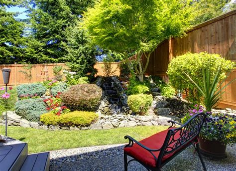 Small Yard Landscaping Small Backyard Landscaping Ideas A To Z Landscaping
