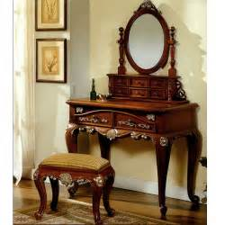 Antique Vanity Sets For Bedrooms Bedroom Vanity Set Mahogany Vanity Sets