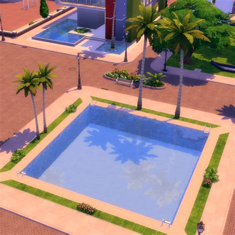 Virtual Kitchen Design Tool by The Sims 4 Cool Pools Part 1 The Pond Pool Sims Community