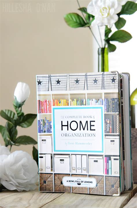 home organization blog the complete book of home organization by toni hammersley