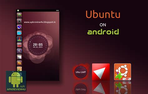 apk review for you how to get ubuntu ui on android - Ubuntu On Android