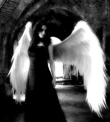 imagenes goticas reales poeѕ 237 a y leyendaѕ 193 ngeles negros