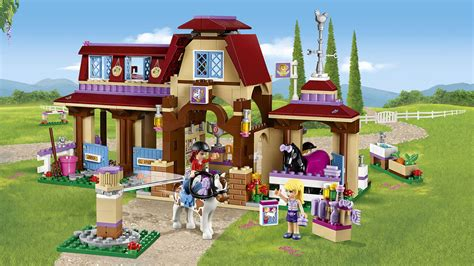 Lego Friends Arina lego 41126 club d 233 quitation de heartlake city prix