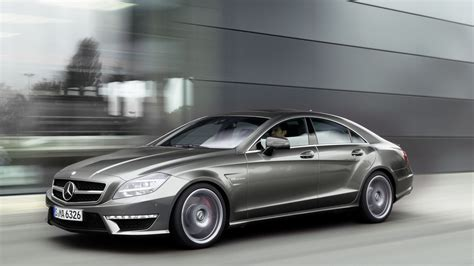 the new mercedes benz cls 63 amg