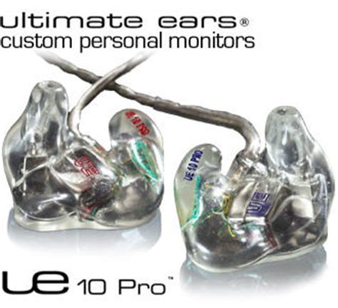 product review ultimate ears custom 11 pro earphones ultimate ears super fi pro 5 tabletpc2 com product of