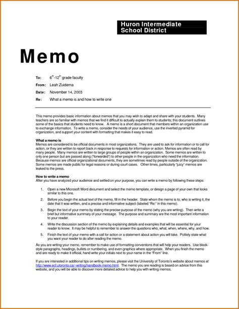 Business Memorandum Template 5 How To Write A Business Memorandum Lease Template