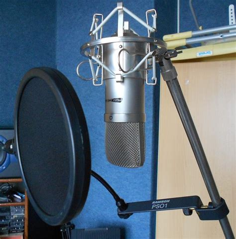 Samson Ps01 Pop Filter samson technologies ps01 image 535520 audiofanzine