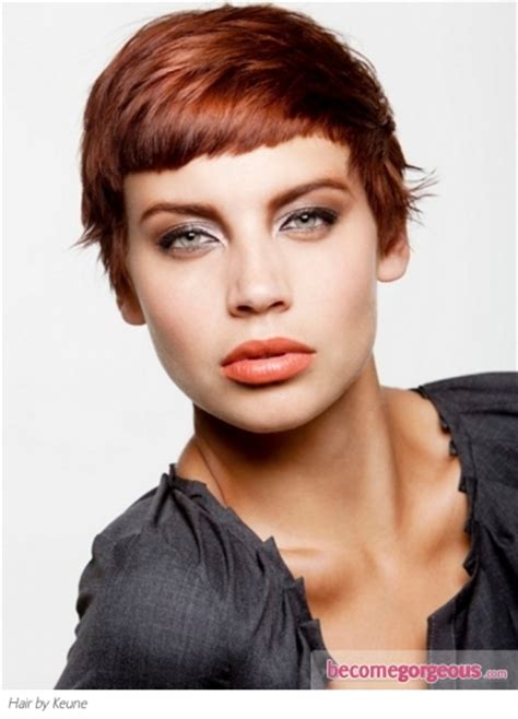 become gorgeous short hair gallery pictures pictures short hairstyles on trend short choppy haircut