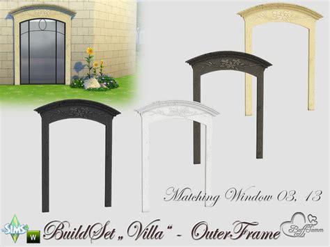 Vila Outer Set buffsumm s build a villa outer frame 03
