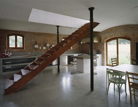 barn home interiors country house with contemporary touches by park associati
