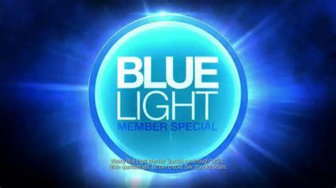 kmart blue light member special tv commercial dance