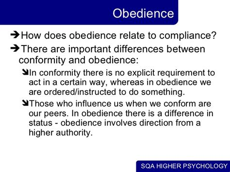 Obedience To Authority Essay by 3 Conformity Obedience