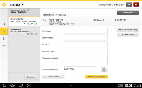 commerzbank bank banking commerzbank tablet banking 2 44 1 apk android