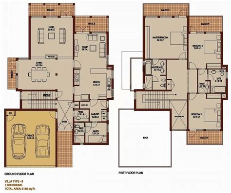 arabian ranches floor plans 3 bedroom 3166 sq ft saheel arabian ranches dubai