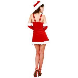 Sexy christmas costume christmas dresses