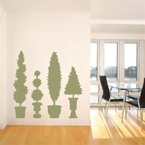 topiary wall topiary wall decal