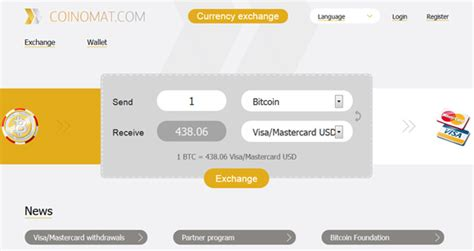 currency converter mastercard coinomat crypto currency exchange adds withdraws to credit