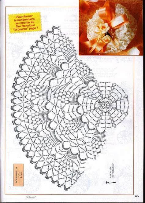 schemi fiori uncinetto per bomboniere schema centrino uncinetto per bomboniera agatauncinetto
